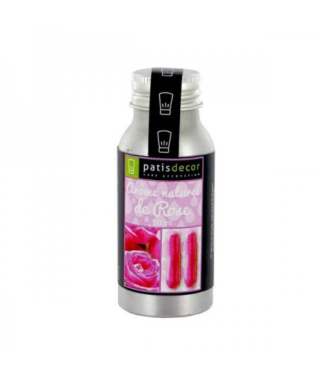 Patisdécor - Natural rose flavor
