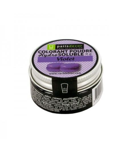 Patisdécor - Colorant poudre Violet