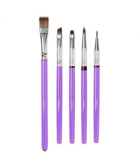 Wilton - Decorating Brush Set/5