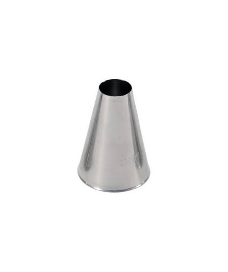 Stainless steel plain nozzle 16mm