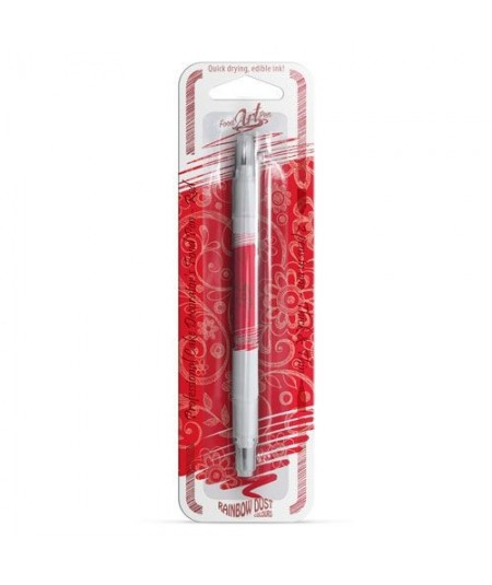RD - Stylo alimentaire Rouge
