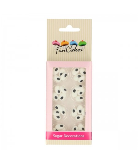 FunCakes -  Sugar Decorations Eyes Oval Set/32