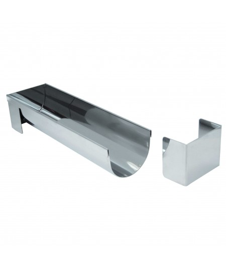 de Buyer -Stainless steel dessert log mould 30cm