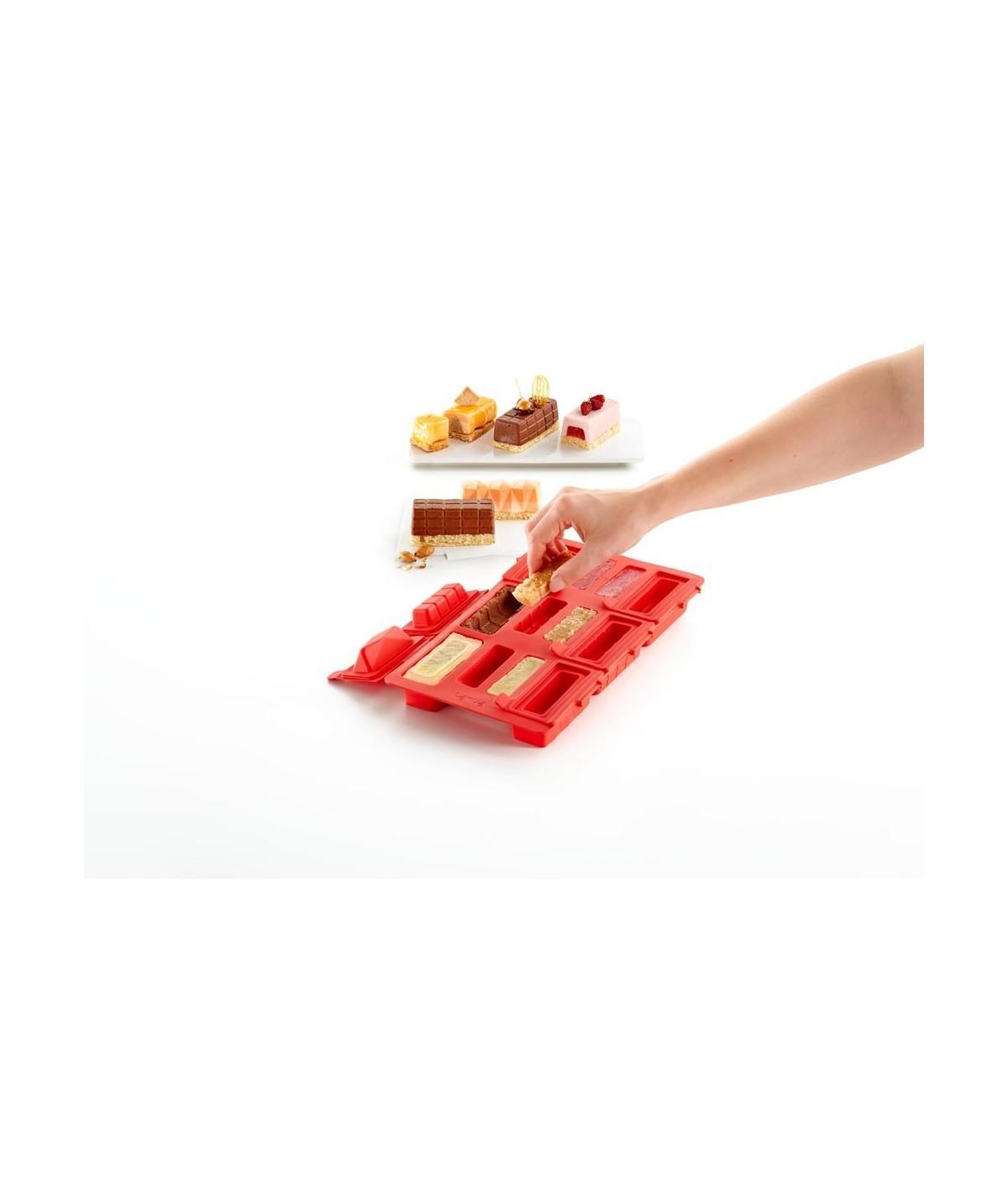 Lékué - Kit Mini Bûches Rond