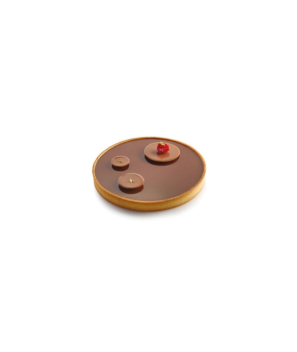 Silikomart - Tarte Ring Round 190