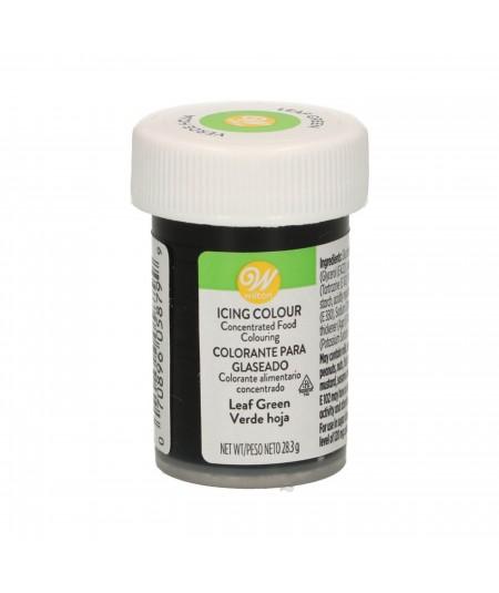 Wilton - Colorant en gel Vert Feuillage