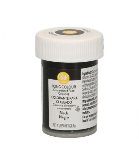 Wilton - Colorant en gel Noir