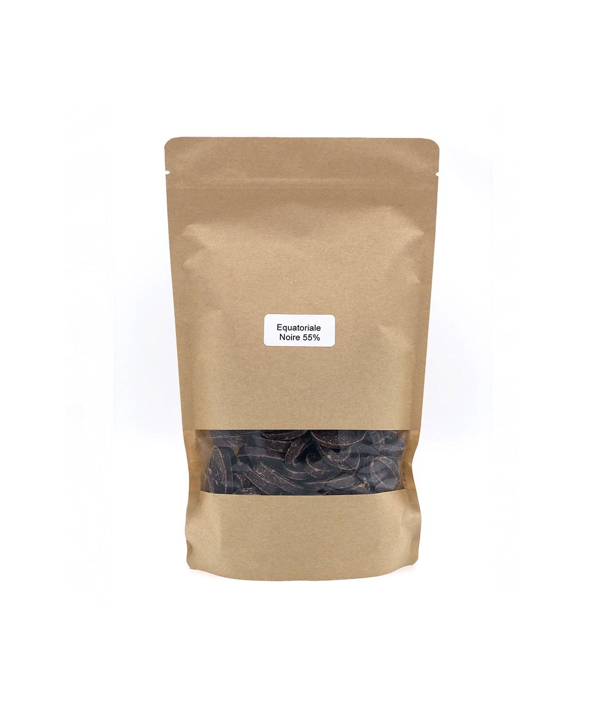 Valrhona Equatoriale Noire 500g