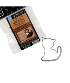 Cat cookie cutter 5.2cm