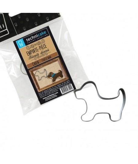 Dog cookie cutter 5.3cm