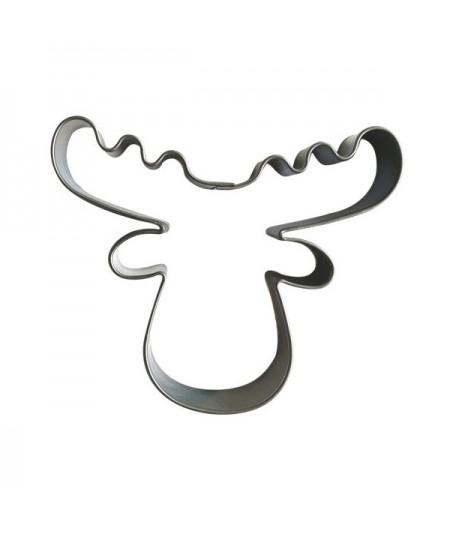 Reindeer cookie cutter