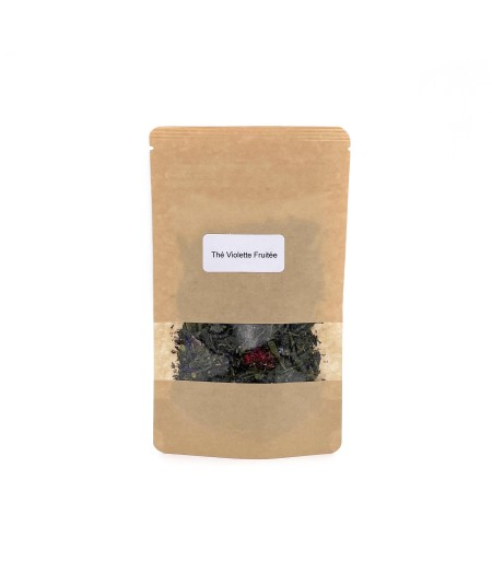 Fruity Violet Tea 25g