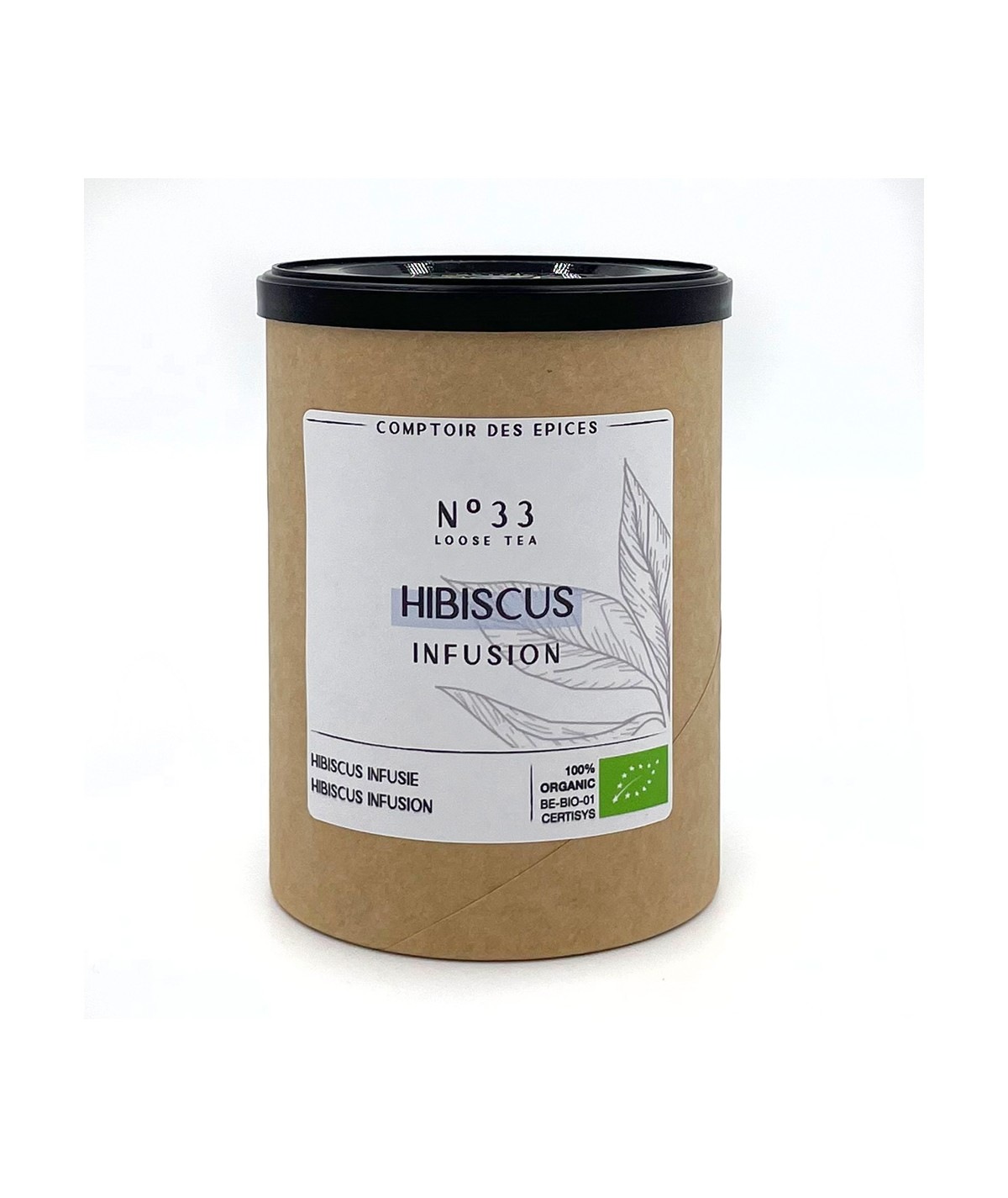 Dried hibiscus flowers 35g