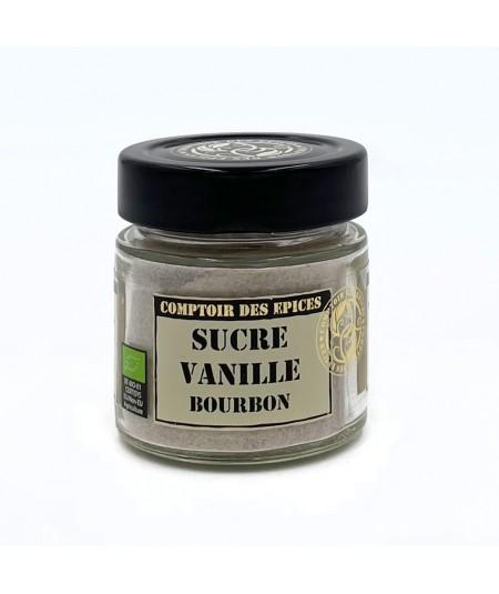 Sucre vanillé 100g BIO