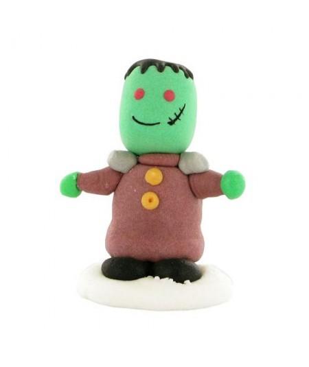 Décor comestible Frankenstein