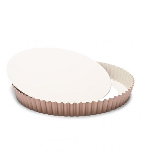 Patisse - Moule à tarte fond amovible Ceramic