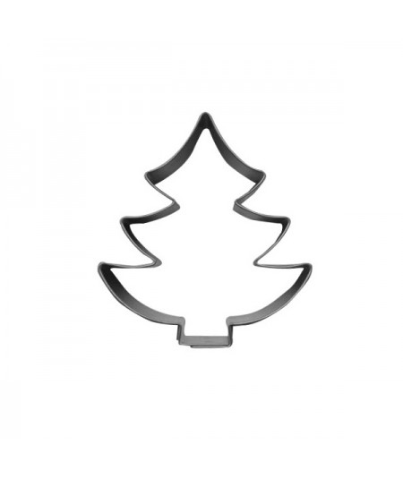 Christmas tree cookie cutter 6cm