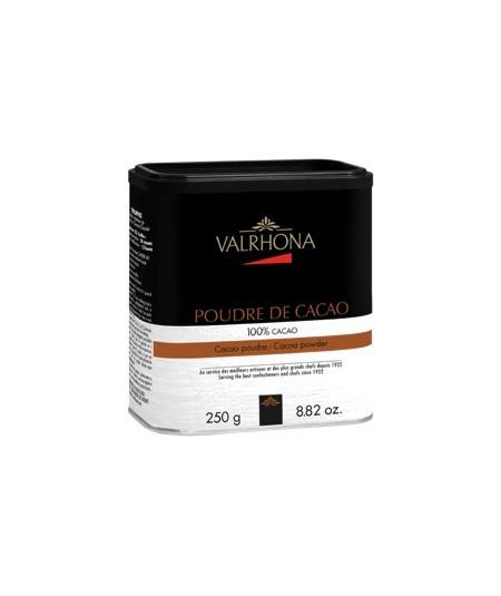 Valrhona - Cacao en poudre 250g