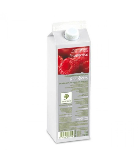 Ravifruit - Raspberries  puree 1kg