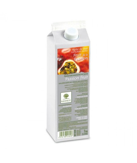 Ravifruit - Passion fruit puree 1kg