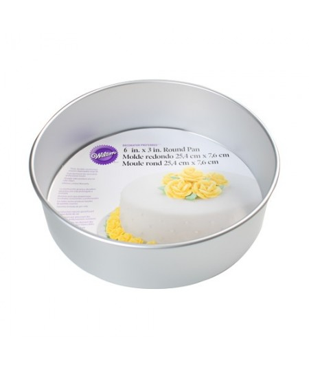 Wilton - Decorator Preferred Deep Round Pan Ø 15 x 7,5cm