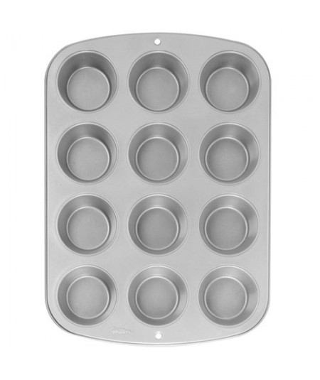 Wilton - Recipe Right 12 Cup Mini Muffin Pan