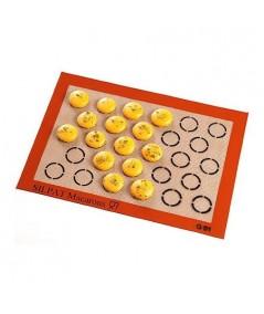 Tapis de cuisson Silpat Macarons